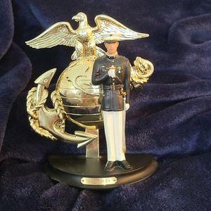 Marine Corps Semper Fi Present Arms Stand